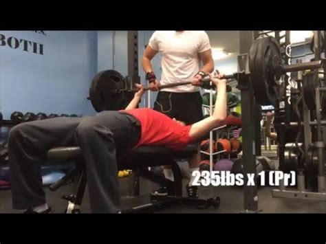 average bench press for 16 year old 16 year old 235lb bench press pr youtube