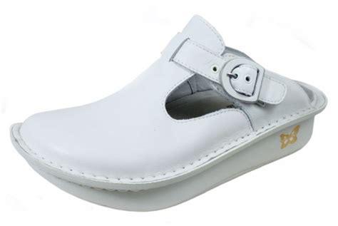 alegriadonna white leather original