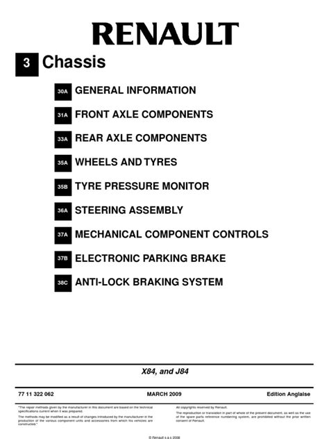 renault grand scenic towbar wiring diagram suspension