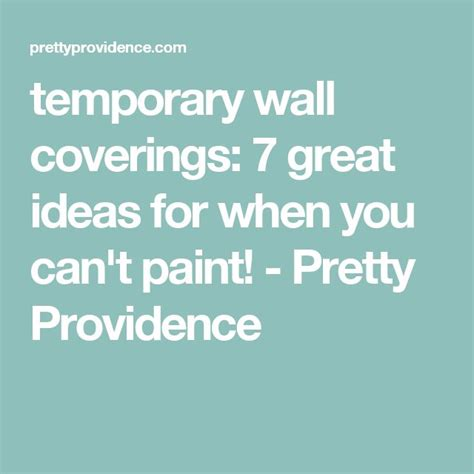 temporary wall coverings 25 best ideas about temporary wall on pinterest temporary wall divider wood wall and accent