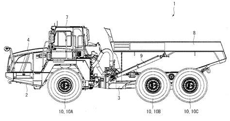 dump truck hydraulic schematic dump truck operator