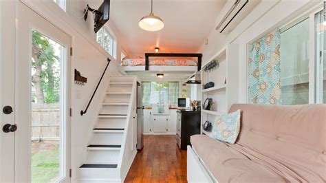interior pictures of tiny houses tiny house rentals for your mini vacation cnn com