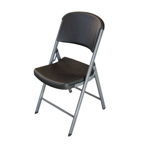Lifetime Folding Chairs by Lifetime 80407 Black Chair 4 Pack On Sale With Fast Free