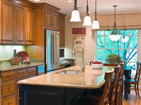 inexpensive kitchen lighting cheap versus steep kitchen lighting hgtv