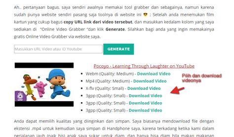 cara download film kartun anak dimana tempat mendownload film anak anak