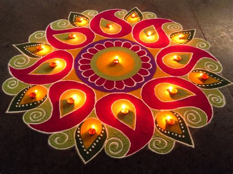 Handmade Diwali Decoration - handmade diwali decoration search rangoli