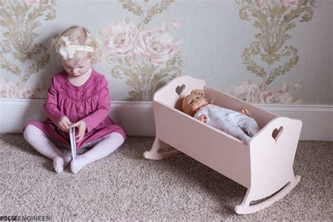 american girl doll cradle  diy plans rogue engineer