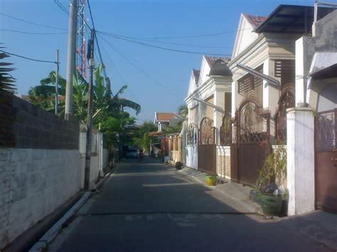 rumah dijual  jual rumah dekat kampus unair surabaya
