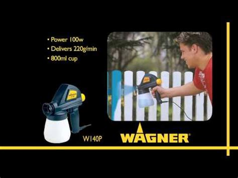 wagner möbel wagner airless sprayers range w95 w140p w180p w450se