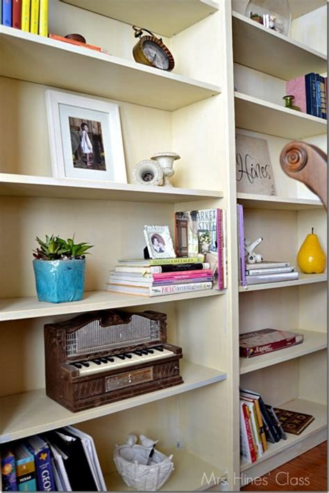 Dining Room Bookshelves Den Project Built In Billy Bookcase Ideas Southern Hospitality