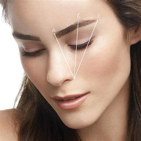The Model Eyebrow 4 by 7 Most Popular Makeup Shortcuts On Simplemost