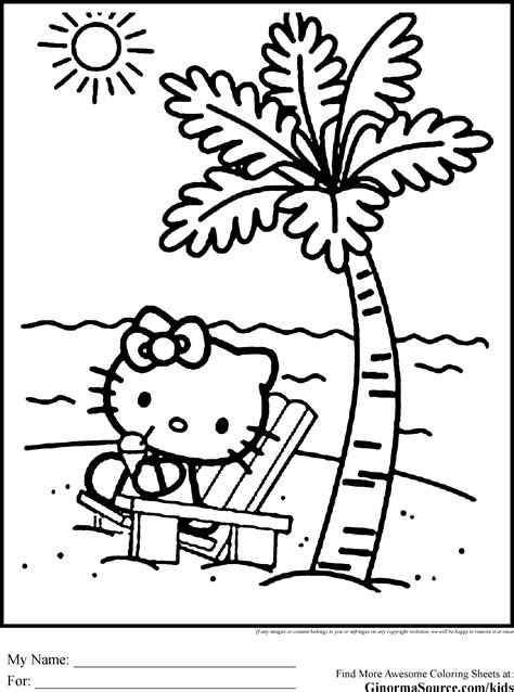 hello kitty coloring pages nerd free coloring pages of hello kitty coloring home