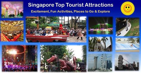 singapore top tourist attractions review  guide tip