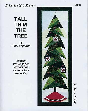 pattern for paper pieced christmas tree waterwheel house quilt shop late november