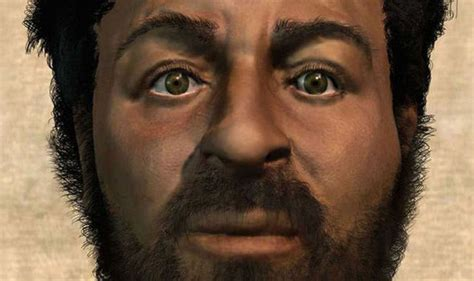 biblical archaeology what did jesus look like is this what jesus really looked like science news