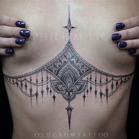 chest tattoos pain 25 best ideas about sternum on
