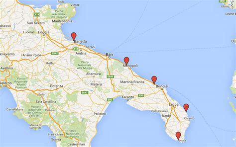 best beaches in italy top 5 beaches of puglia puglia guide of puglia