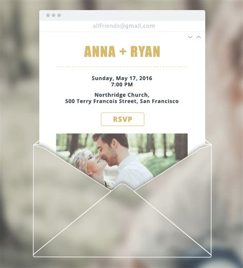 create wedding invitation website how to create a wedding website that wows your guests