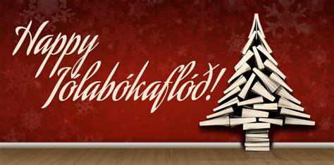 iceland christmas eve book tradition j 243 lab 243 kafl 243 240 the icelandic christmas book flood 60