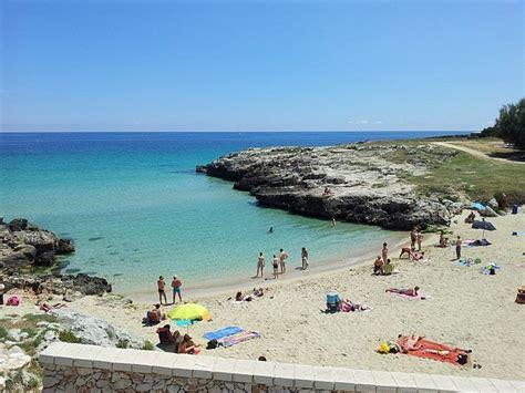 monopoli porto beaches and coves of monopoli in puglia italy