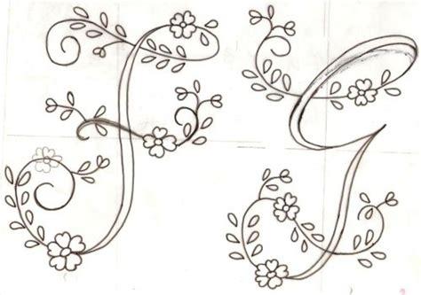 dibujos para bordar gratis letras para bordar a mano patrones imagui letras