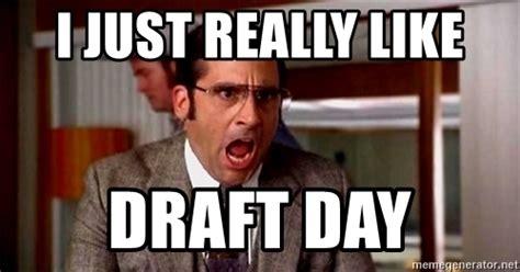 Draft Day Meme - i just really like draft day brick tamland meme generator