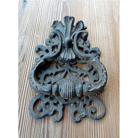 Vintage Door Knocker by Vintage Cast Iron Door Knocker Cast Iron