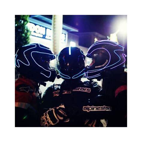 le led moto casque moto led 3 quot elec quot
