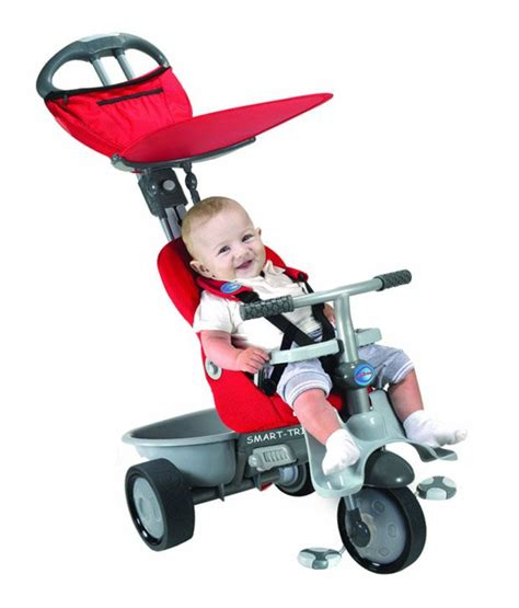 smart trike red recliner smart trike recliner toy red buy smart trike recliner