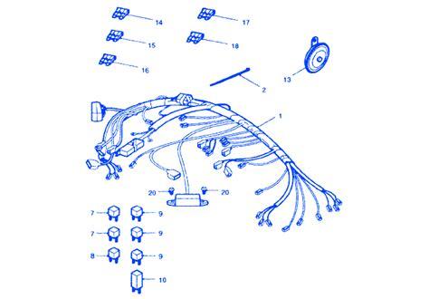 triumph tiger   wiring electrical circuit wiring diagram carfusebox