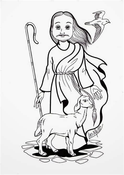 imagenes de jesus el buen pastor para nino imagenes cristianas para colorear dibujos para colorear