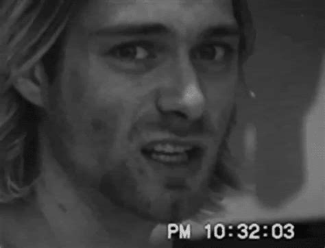 Gif Of Detox Lip Thing by Aberdeen S Kurt Cobain Day Features Statue