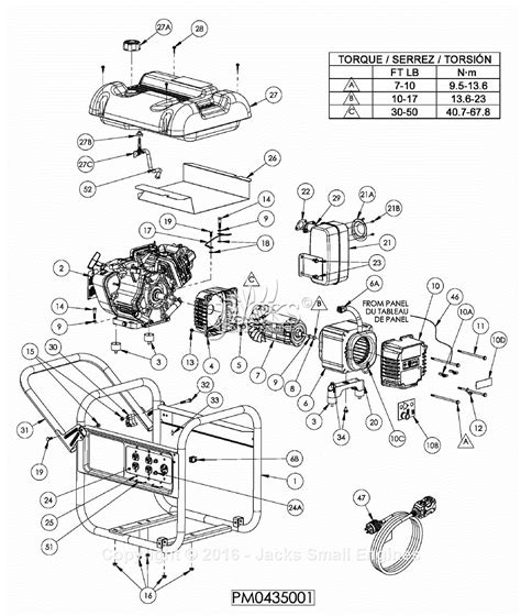 coleman portable generators wiring diagram portable