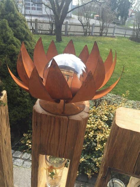 Rost Deko Garten Blume by 18 Best Rost Deko Garten Figuren Edelrost Eisen Images On