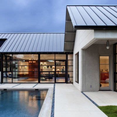 tin roof house in switzerland modern house designs black paint metal roof metals and modern