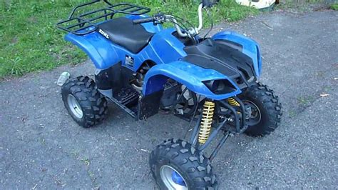 what is a sun l sunl chinese 150cc atv will smoke ur quad youtube