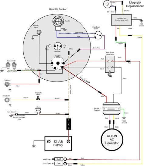 12 volt charging indicator circuit 12 wiring diagram free
