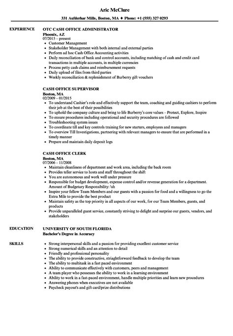 executive office manager resume occupational examples