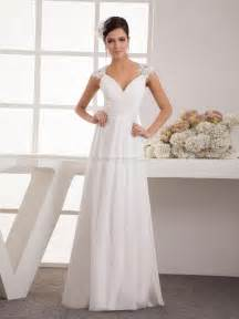 Simple wedding dresses are designed with simplicity in mind but they