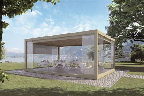 Pavillon Terrasse by Terrassen Pavillon Genie 223 En Sie Ihre Terrasse Bei Jedem