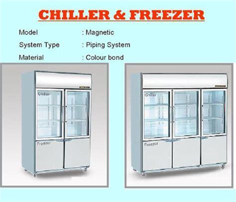 Freezer Satu Pintu kedai menjual peti sejuk fridge