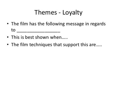 themes of loyalty in the outsiders completely blank guide to edward scissorhands