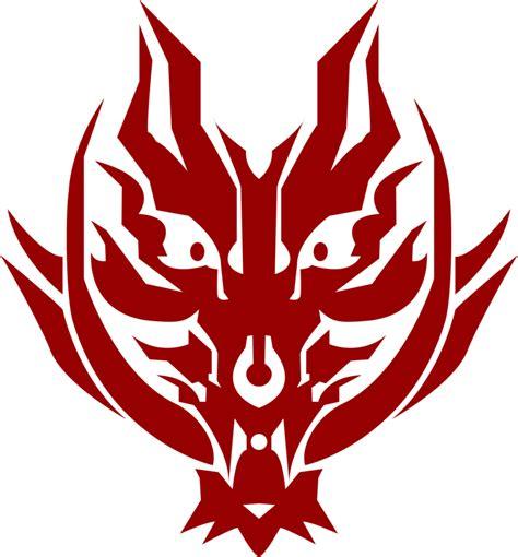 God Eater Fenrir Symbol | god eater fenrir logo by flame9caster on deviantart