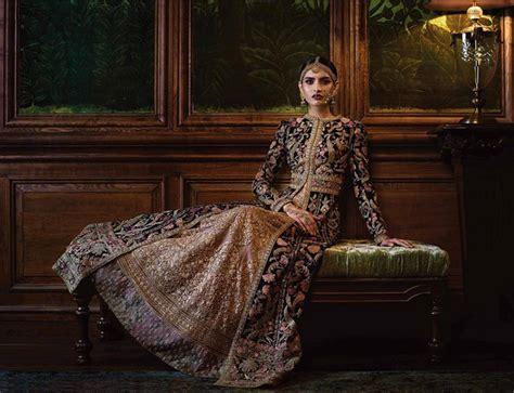 6. Indian Designer Bridal Dresses 2017