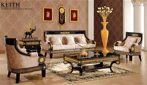 » Living Room Set in Empire StyleTop and Best Italian Classic Furniture