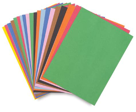What Is Paper - pacon peacock heavyweight construction paper blick