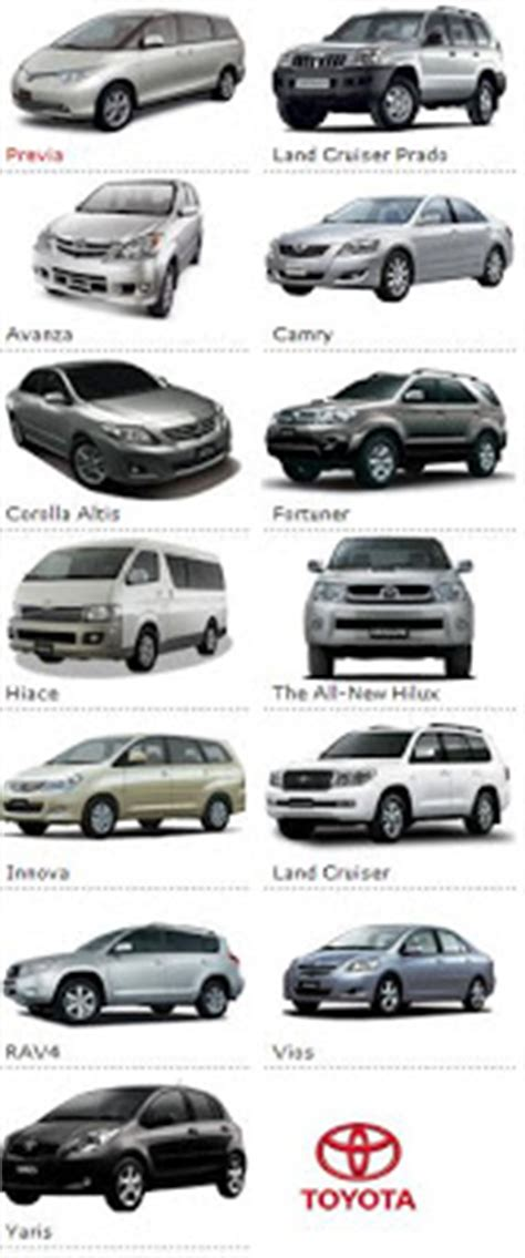 toyota car list with pictures toyota cars toyota cars list