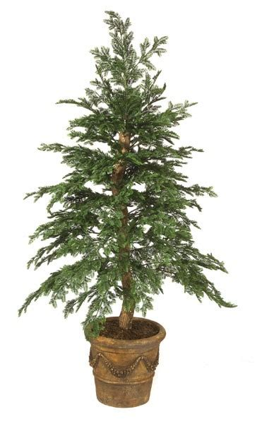 artificial hemlock tree artificial trees topiaries faux trees for home office