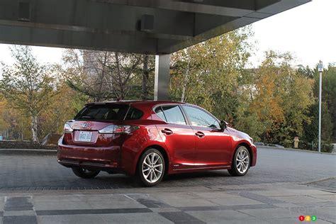 2012 Lexus Ct 200h Review by 2012 Lexus Ct 200h Car Reviews Auto123
