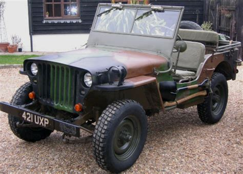 1942 Jeep For Sale 1942 Willys Jeep For Sale